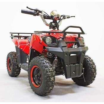 Квадроцикл GreenCamel Гоби K40 Красный