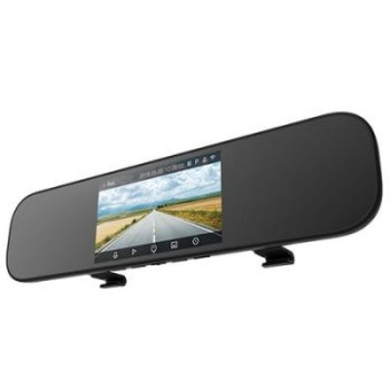 Умное зеркало Xiaomi Mi Home Mirror Driving Recorder (черный)
