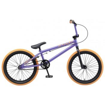 """Велосипед Tech Team BMX Mack 20"""" фиолетовый"""