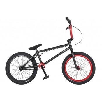 """Велосипед Tech Team BMX Twen 20"""" черно-красного цвета"""